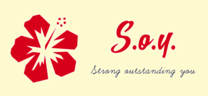 S.o.y – Strong Outstanding You!